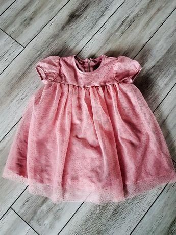 Sukienka tiul 80