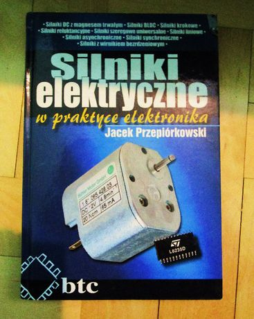 Silniki Elektryczne w praktyce elektronika J.Przepiórkowski
