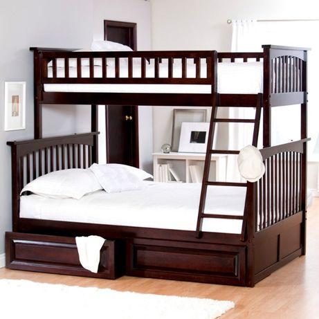 кровать двухъярусная Жасмин 1, кровать двухярусная, ліжко двоповерхове