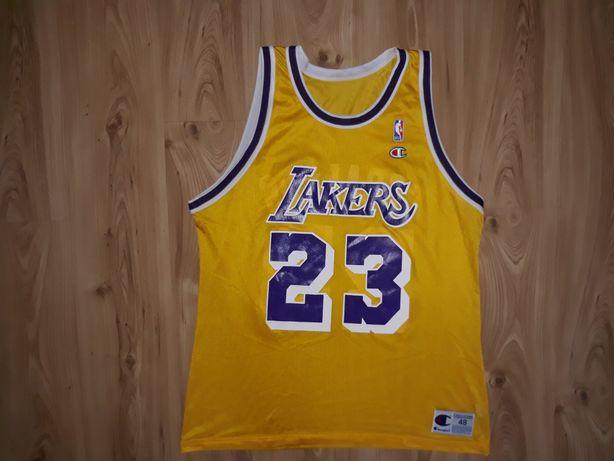 Koszulka XXL 48 Champion LA Lakers Ceballos 23 NBA