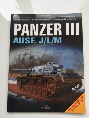 PANZER III ausf. j/l/m KAGERO fotosnajper
