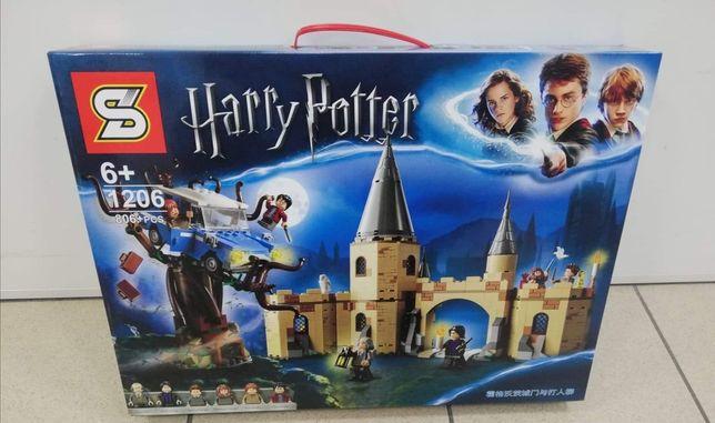 Harry Potter klocki