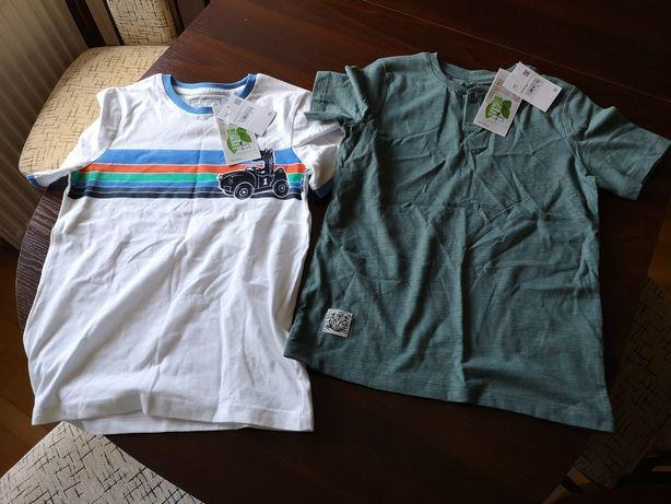 T-shirt koszulka dziecięca na 140 cm bawełna 100% cotton C&A nowe
