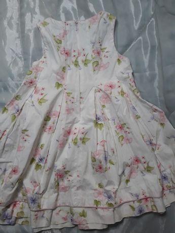 Нарядное,красивое платье.Пальто зима 1 год 2 года Пакет вещей