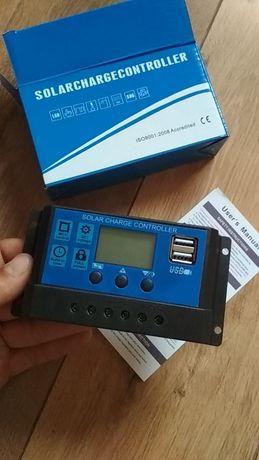 Controlador Carga Solar fotovoltaico, 20A/30A