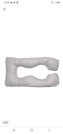 Rogal ciążowy i dla dzieci niemowląt poduszka ochraniacz XXL