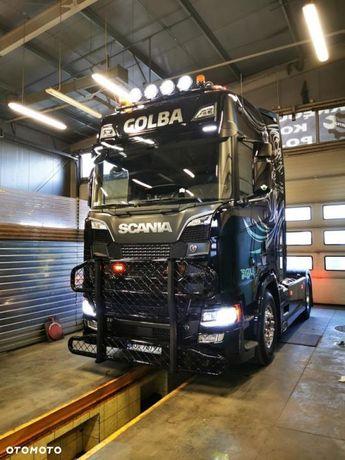 Scania 580S  V8, full opcja, cesja leasingu