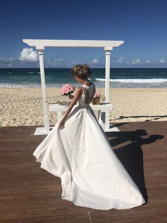 Весільна сукня Оксана Муха / Свадебное платье Oksana Mukha