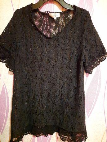 Кружевна жіноча блуза / женская блуза