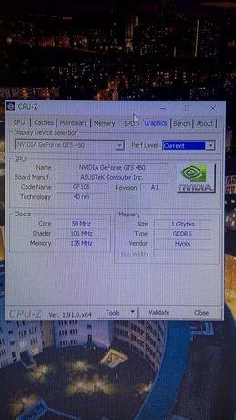 Видеокарта GeForce GTS 450