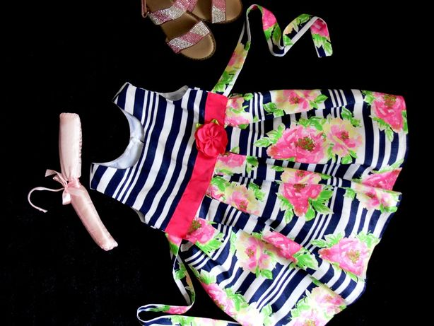 SUKIENKI sukieneczki 98 - 104 - 110 - 116