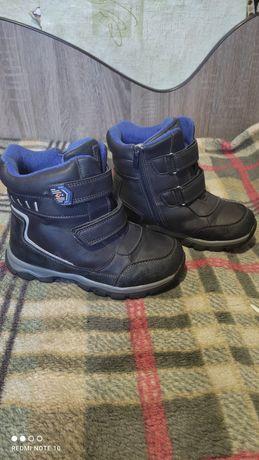 Зимние сапожки,ботинки.