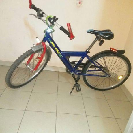 """Велосипед 24"""" с планетарной втулкой"""
