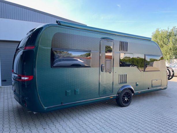 Przyczepa Kempingowa Hobby Premium 560 - Carlex Design