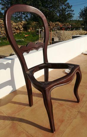 2 cadeiras para restaurar