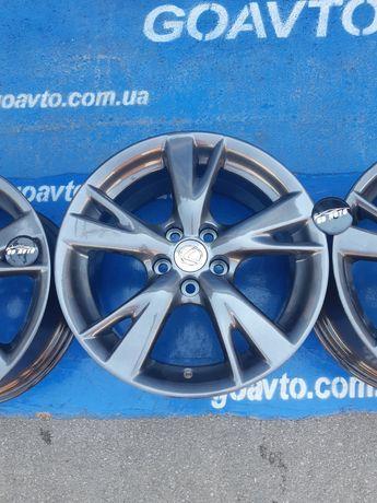 GOAUTO Комплект дисков Toyota Lexus разноширокие 5/114.3 r18 et45-50 8