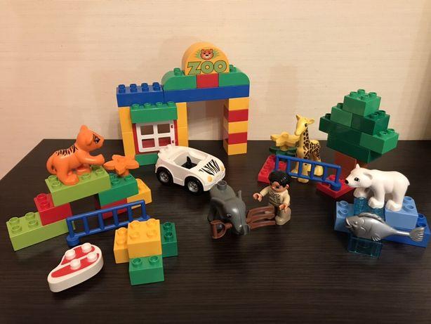 Конструктор Лего LEGO DUPLO Мой первый зоопарк