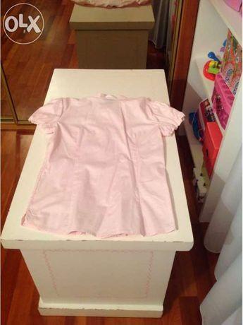 Gant blusa menina, tamanho 12