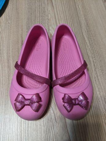 Crocs с12 туфли, балетки