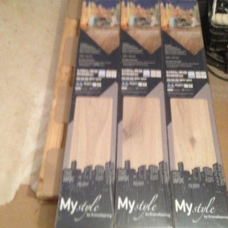 Panele podłogowe MyArt Desperados Oak MAK063 AC5 12mm MyStyle