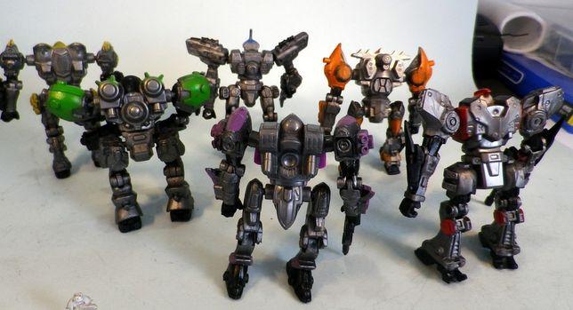 team mechanical игрушка воин трансформер коллекция