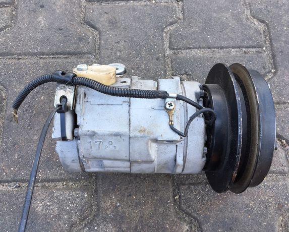 Kompresor sprężarka klimatyzacji Komatsu