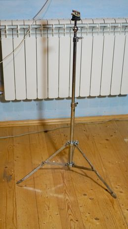 Стойка для тарелки креш барабанная установка