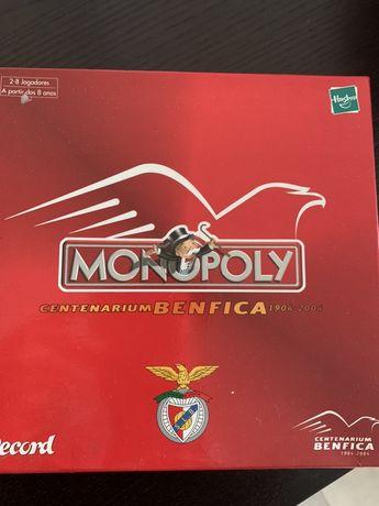 Monopoly centenario Benfica