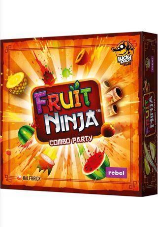 Ninja fruit, Gra towarzyska