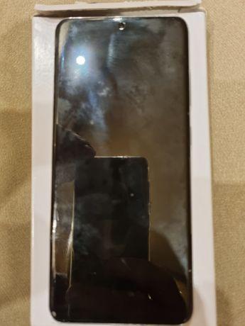 Oryginalny wyświetlacz Samsung Galxy S20 SM-G980F/DS uszkodzona szybka