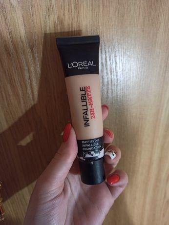 L'Oréal infallible тональный крем