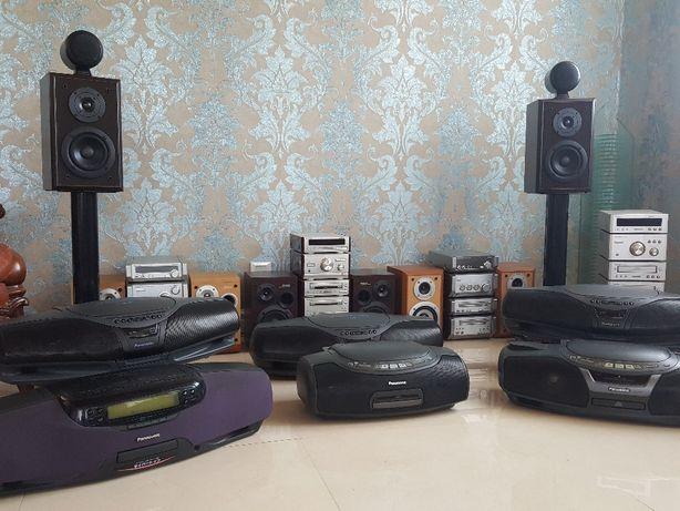 распродажа коллекции магнитол Panasonic RX-DT 75 95 901 Cobra (кобра)