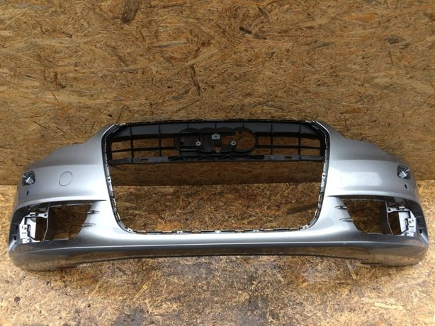 Бампер передний на Audi A6 C7 (2011-2014) Ауди А6 С7