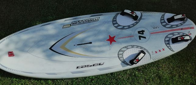 Deska Windsurfing Tabou Manta 115 l Slalom szerokość 74 cm