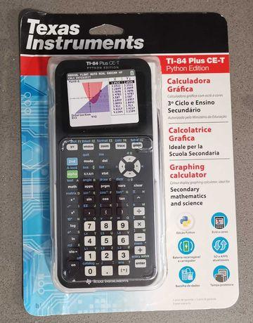 NOVA / SELADA - Calculadora gráfica Ti 84plus CE T