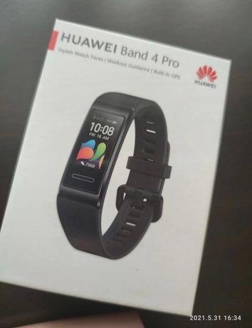 Huaweiband 4 pro czarny