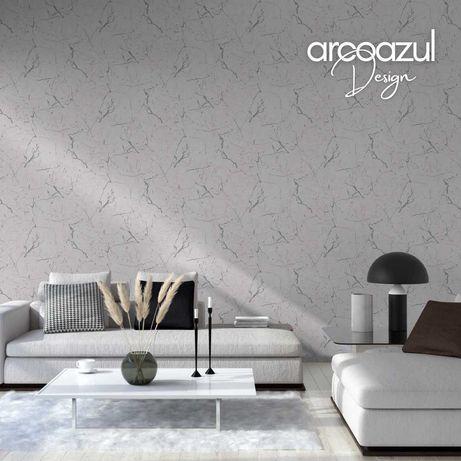 Papel de Parede Mármore - - Rolo de 0.53x10.5m By Arcoazul Design