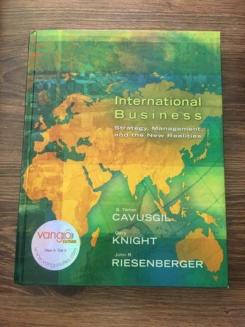 "Książka ""International Business"""