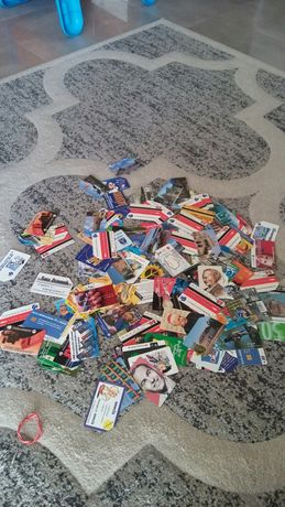 Karty telefoniczne wykopki szufladowe