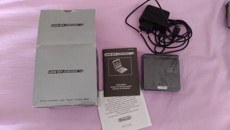 Game Boy Advance sp na caixa bom estado gameboy
