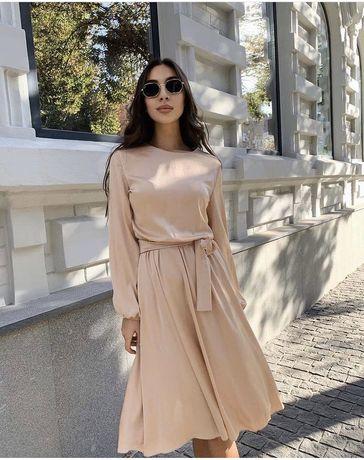 Сукня шовк