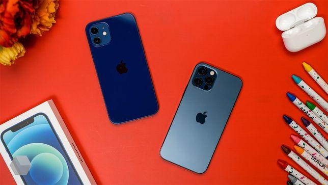 ЗВОНИ! iPhone 12 Blue 64/256/128Gb Обмен Кредит Гарантия Ремонт