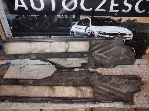 Mercedes C klasa w205 osłona podwozia prawa lewa