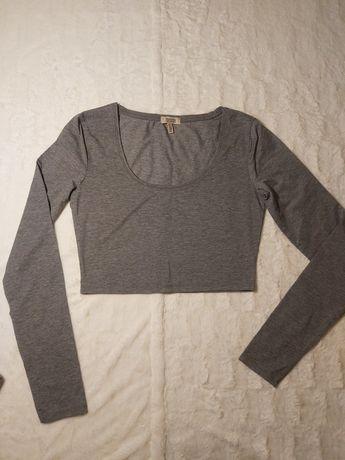 Krótka bluzka Bershka