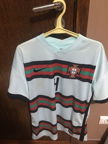 Camisola Portugal Oficial( Tamanho M)
