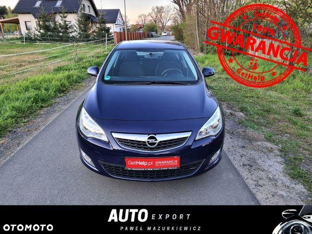 Opel Astra 1.4 !! klimatyzacja, wielofunkcyjna kierownica, alufelgi, gwarancja !!
