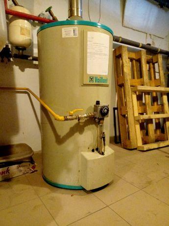 Zasobnik ciepłej wody użytkowej Vaillant 130 litrów (gaz ziemny)