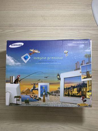 Samsung cyfrowa ramka zdjęcia digital photo frane imagine spf-72h