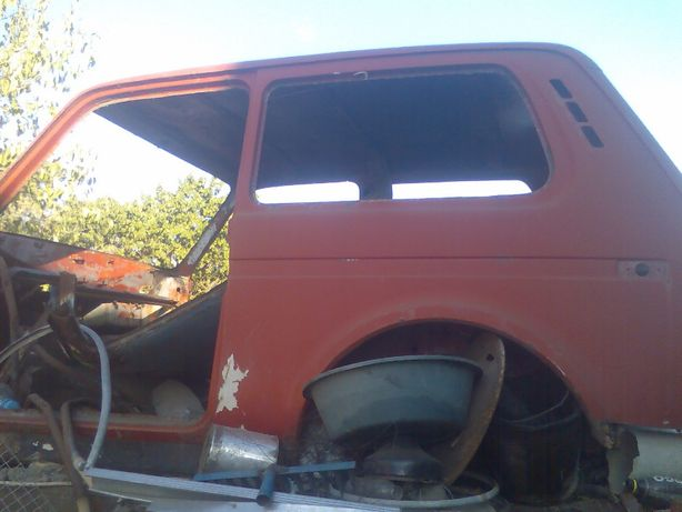 Продам Кузов ВАЗ 2121