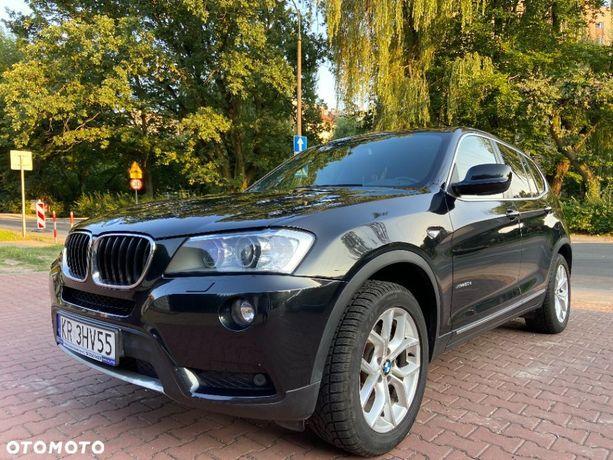 BMW X3 BMW X3 F25 ogłoszenie prywatne
